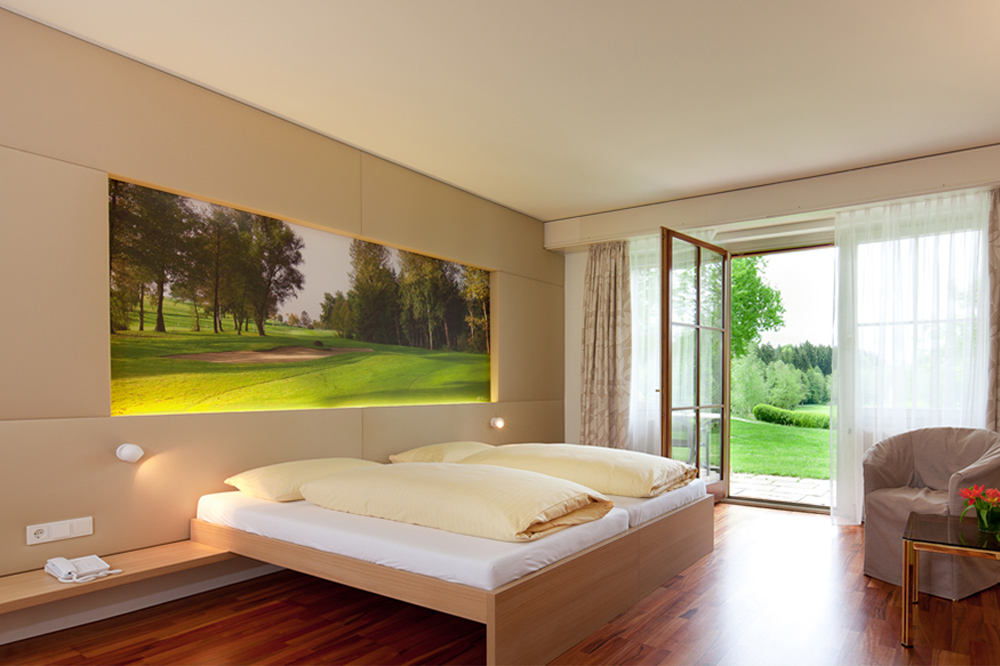Golfhotel Bodensee Zimmer